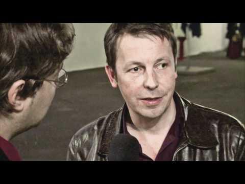 GESPRÄCHE ÜBER MORGEN - Interview mit DANIEL HÄNI