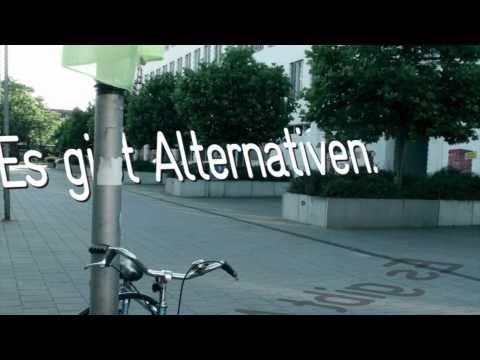 GESPRÄCHE ÜBER MORGEN (Trailer): Alternativen