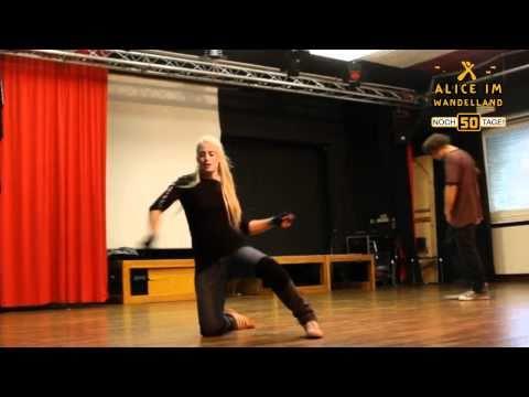 Alice im Wandelland - Breakdance für Manuel