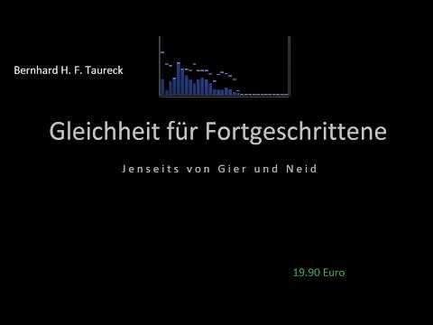 Bernhard H.F. Taureck │Grundeinkommen