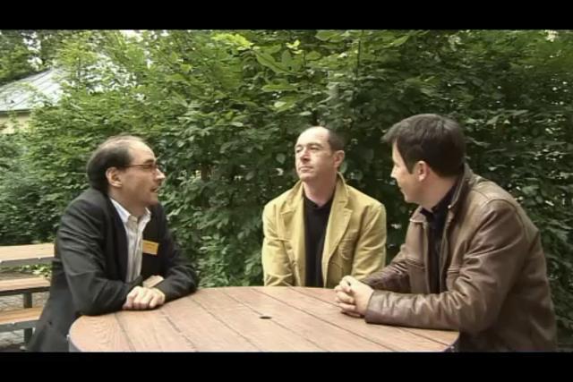 Interview mit Daniel Häni & Enno Schmidt