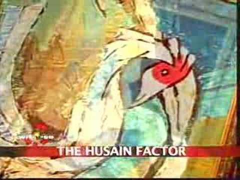 Indian art mirrors Husain phenomenon