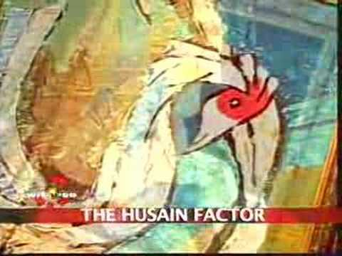 Indian art mirrors Husain phenomenon