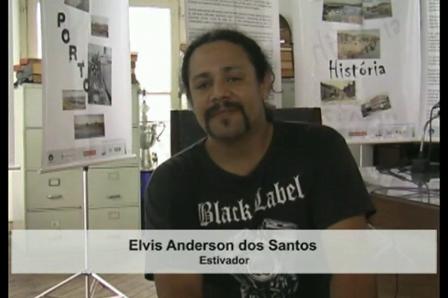 Entrevista com o Sr. Elvis Anderson dos Santos - Estivador