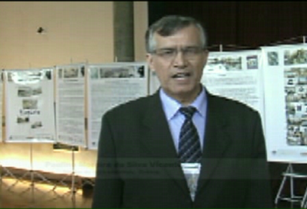 Entrevista com o Sr. Paulino Moreira da Silva Vicente, Diretor de Infraestrutura do Porto de Santos