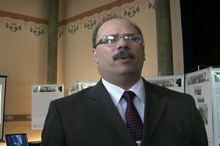 Entrevista com o Sr.  José Correia Serra, Diretor-Presidente - CODESP