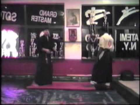 GRANDMASTER IRVING SOTO/ THE POWER OF JU-JITSU, ATEMI WAZA, AIKI JUJITSU,KAPOJITSU,