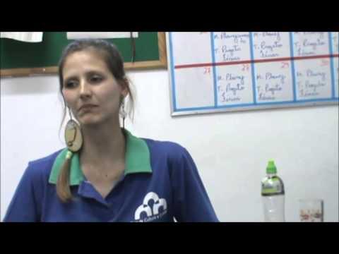 Depoimento Sra. Amanda Cristiane Zanetti -- Assistente de Produção Casa de Cultura e Cidadania.