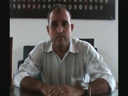 """Depoimento com o Sr. Rodnei Oliveira da Silva, """"Presidente do Sindicato dos Estivadores"""" - Boas Vindas!"""