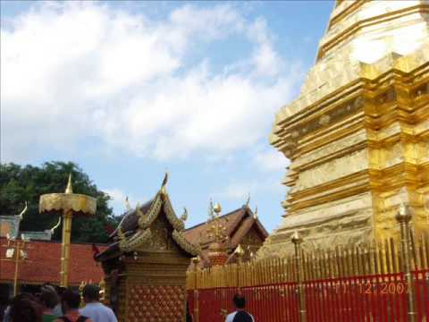 Doi Suthep Temple (Music:Chanting By Imee Ooi /Tisarana/三皈依)