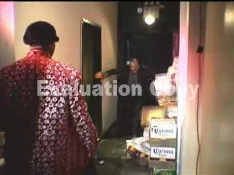 jilinda master and son of founder hasani mshabazi doing flip ax kick in movie star issac hayes