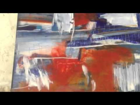 A day full of color with Michelle Hold,visual artist