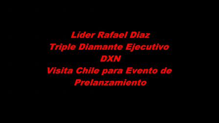 Rafael Diaz visita Chile