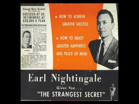 Earl Nightingale En Español | El Secreto Más Raro Del Mundo