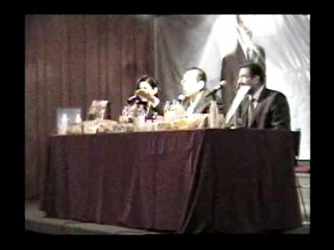 Conferencia del Dr Lim en Mexico //Mayo//01/2011