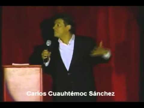 CARLOS CUAUHTÉMOC SÁNCHEZ   Conferencia CRISIS EN EL 2009
