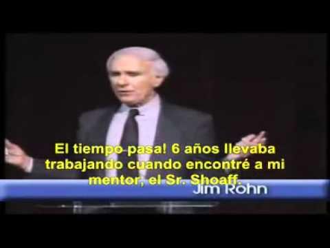 Jim Rohn Lecciones Magistrales  1 de 2