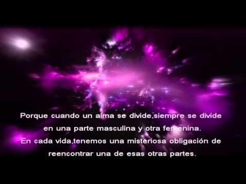 Teoría almas gemelas (Paulo Coelho)