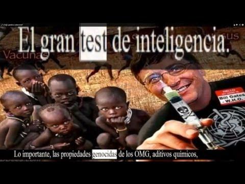 El gran test de inteligencia.(QUE NO VAS A VER PORQUE ESTAS DROGADO)