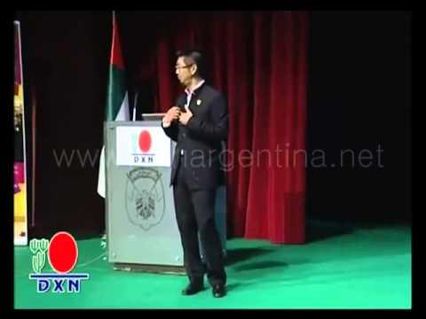 DXN España Hector Malpica Ayala (Budiman Salim-Embajador Corona 2/5)