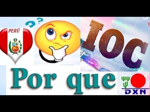 Porque IOC dxn en Peru