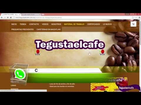 Tutorial para decargar folletos de DXN