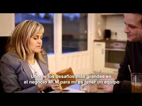 DXN HISTORIAS DE EXITO. 1 LASZLO KOCSO (subtitulos en español)