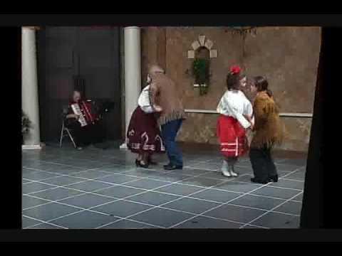 Evangelina - polka nortena