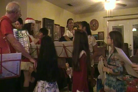 MECCA Christmas party