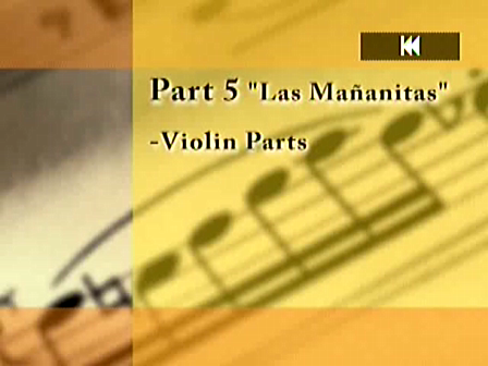 Las Mananitas_nietobooks_violin parts