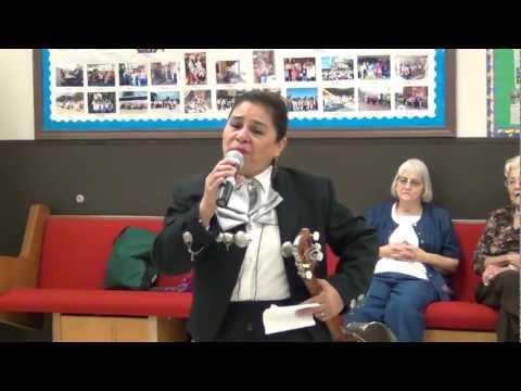 La Paloma being sung by Maria de la Angeles