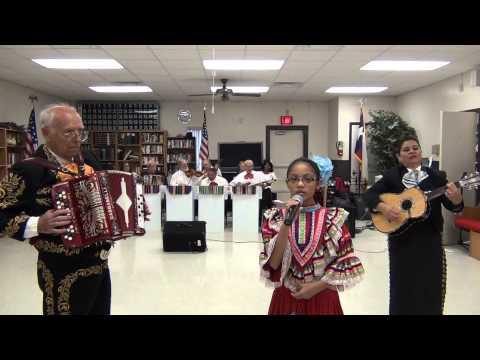 Volver, Volver sung by Sabrina Salvador