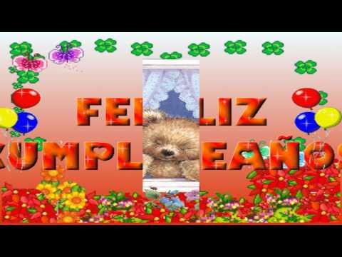 las mañanitas popurri pedro fernandez//Muchas felicidades  Ms Lucil//Pionera//En Monetrrey