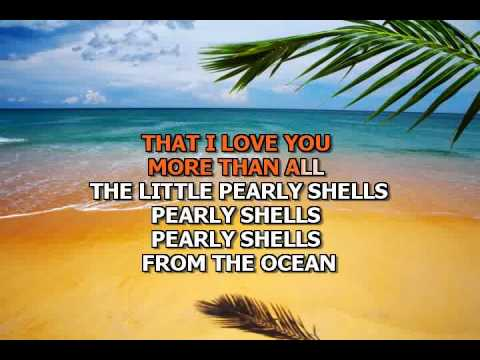 Pearly Shells - karaoke