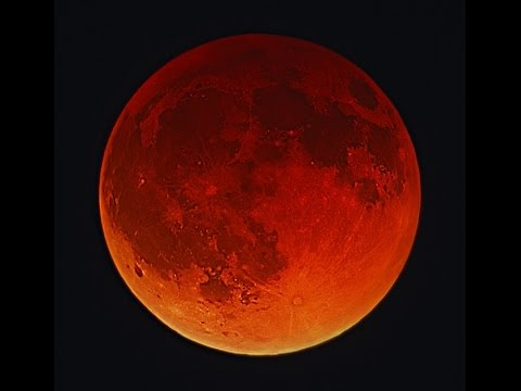 Blood Moon tetrad Sept. 27, 2015 - How to observe and track the eclipse