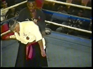 Soke Grandmaster Irving Soto world kumite champion/ 10th Degree Black Belt Red belt