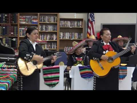 La Negra by Mariachi de Colores and Ballet Follorico de Colores