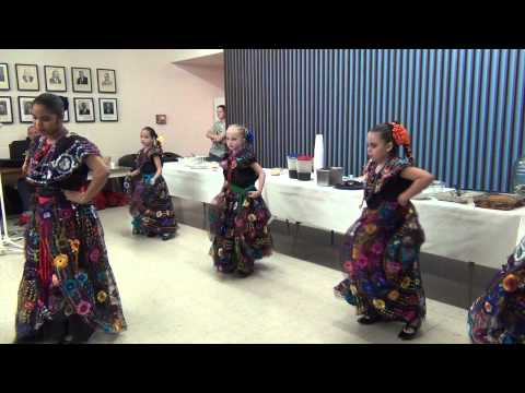 Chiapenecas - A Mexican folk dance