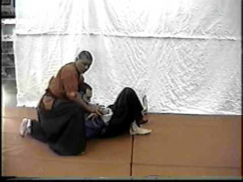 SOKE  GRANDMASTER IRVING SOTO/ Demonstrates Techniques of Atemi Jujitsu waza  Aiki 当て身