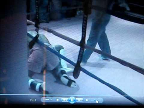 """Wind Dragon"" Sanda vs. Muay Thai ""09"""