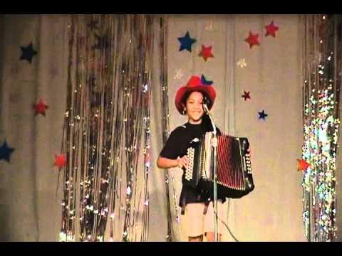 La Barranca played on a button accordion