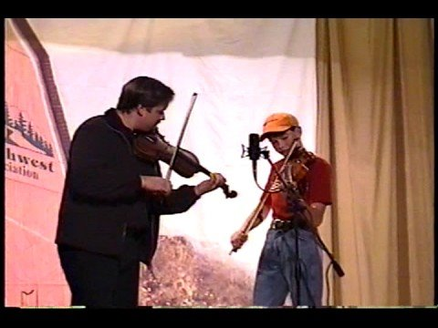 Twin Fiddle Soldier's Joy, Fishers Hornpipe
