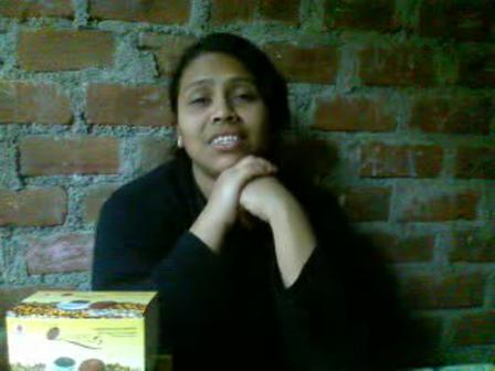Testimonio de salud de Giovanna Bringas Zanzi
