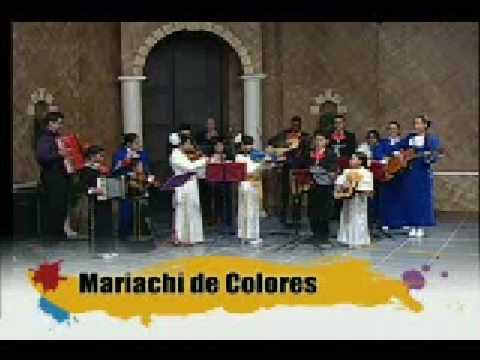 De Colores - Mariachi de Colores - Joe Klaus on the Roland FR 7 Accordion