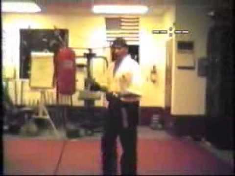 Explosive Techniques Jujitsu Atemi waza by Grandmaster Soto Irving