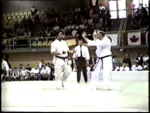 kyokushin Knock down 1991
