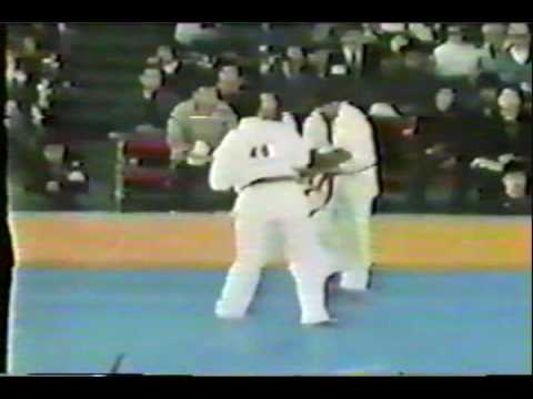 Shihan Randolph James Fighting in the 3rd World Open