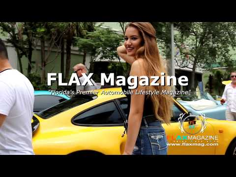 FLAX Magazine and Exotic Car Society @ Boathouse at the Riverside, Las Olas, Ft. Lauderdale, FL