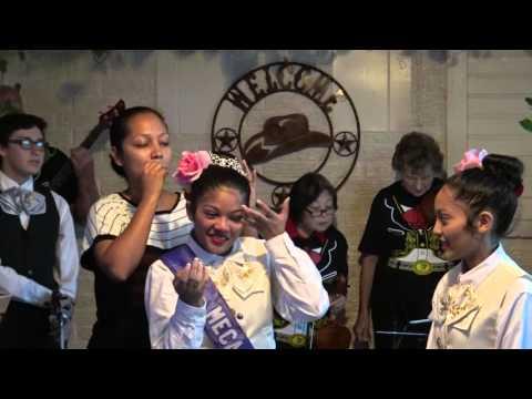 MECATX 2016 Queen crowned at Cinco de Mayo celebration
