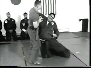 Soke Irving Soto Handgun techniques and fast kicking